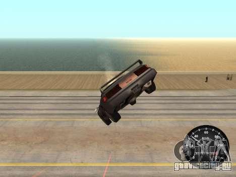 Спидометр от ГАЗ 52 для GTA San Andreas третий скриншот