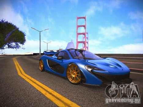 T.0 Secret Enb для GTA San Andreas