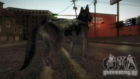 COD Ghosts - Riley Skin для GTA San Andreas третий скриншот
