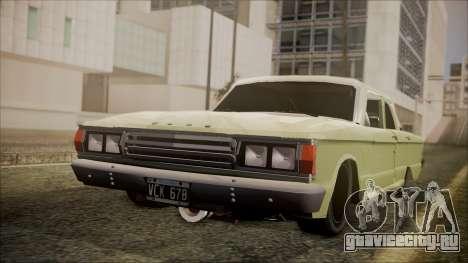 Ford Falcon 3.0 для GTA San Andreas