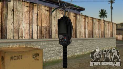 Digiscanner from GTA 5 для GTA San Andreas