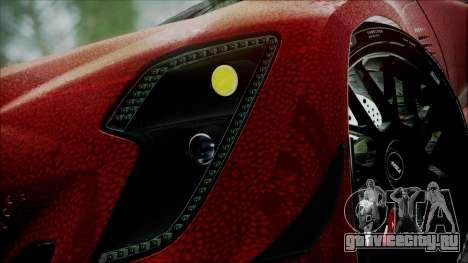 Bertone Mantide 2010 для GTA San Andreas вид справа