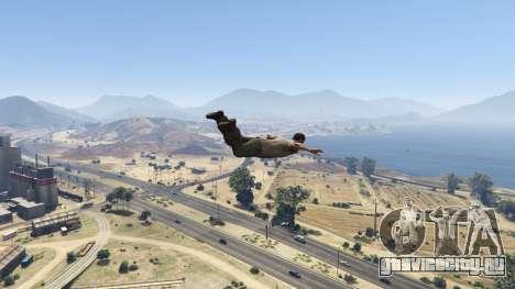 Superhero для GTA 5 седьмой скриншот