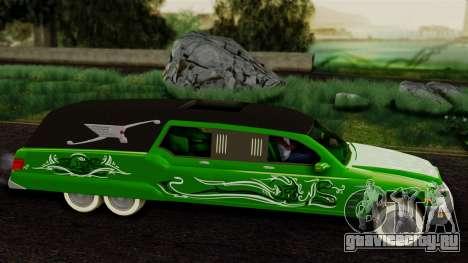 Hounfor from Saints Row 2 для GTA San Andreas вид справа