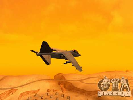 T.0 Secret Enb для GTA San Andreas четвёртый скриншот