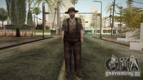 RE4 Don Diego для GTA San Andreas второй скриншот