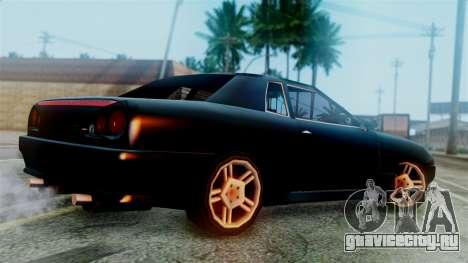 Elegy New Edition для GTA San Andreas вид слева