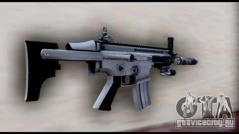 MK16 PDW Standart Quality v2 для GTA San Andreas второй скриншот