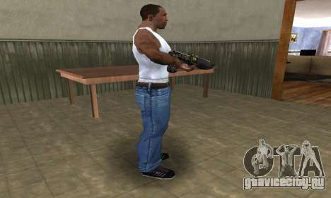 War Combat Shotgun для GTA San Andreas второй скриншот