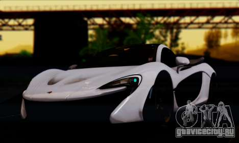Smooth Realistic Graphics ENB 3.0 для GTA San Andreas одинадцатый скриншот