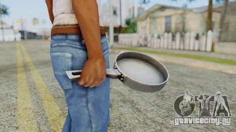Frying Pan from Silent Hill Downpour для GTA San Andreas третий скриншот