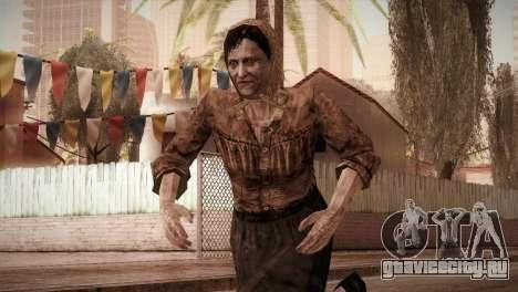 RE4 Isabel для GTA San Andreas