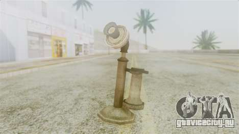 Red Dead Redemption Cell Phone для GTA San Andreas