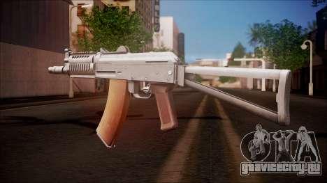 AKC-47У from Battlefield Hardline для GTA San Andreas второй скриншот