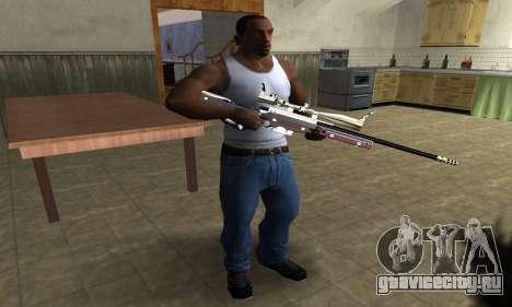 American Sniper для GTA San Andreas второй скриншот