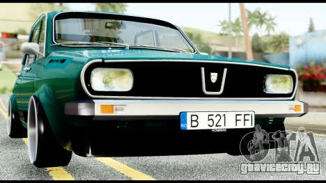 Dacia 1310 Carrera для GTA San Andreas вид слева
