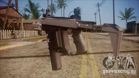 K10 from Battlefield Hardline для GTA San Andreas второй скриншот