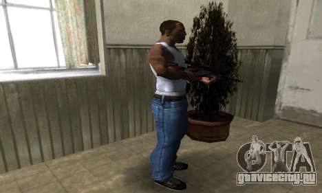 Red Flag Sniper Rifle для GTA San Andreas третий скриншот