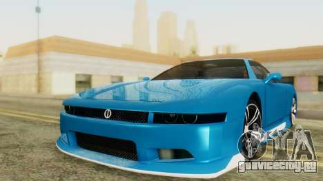 Infernus BMW Revolution для GTA San Andreas