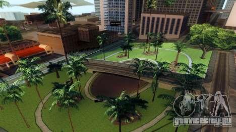 Dark ENB Series для GTA San Andreas седьмой скриншот
