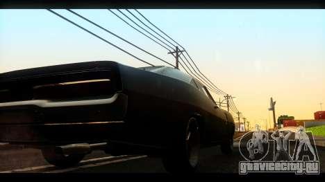 MAC_True ENB [0.248] для GTA San Andreas шестой скриншот