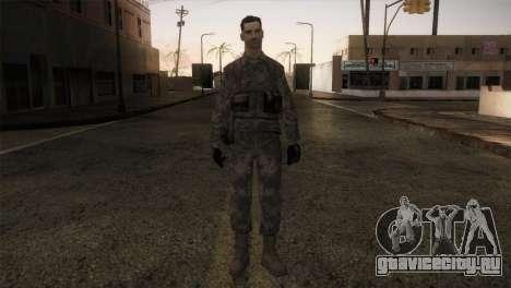 Army MARPAT для GTA San Andreas второй скриншот