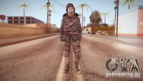 Павел v1 для GTA San Andreas второй скриншот