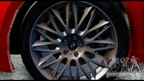 BMW 760Li E66 для GTA San Andreas вид сзади слева