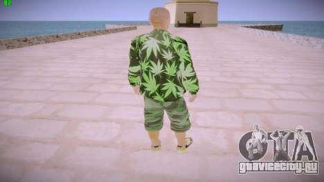 Huf Man для GTA San Andreas третий скриншот