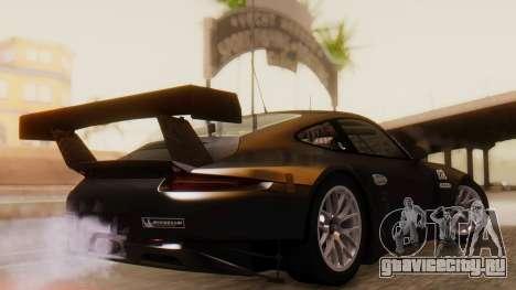 Porsche 911 RSR для GTA San Andreas вид слева