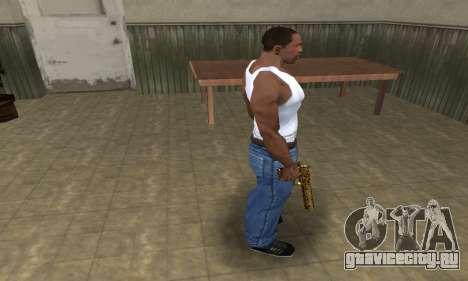 Microshem Deagle для GTA San Andreas третий скриншот