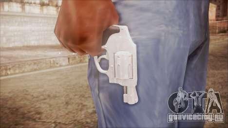 SW38 Snub from Battlefield Hardline для GTA San Andreas третий скриншот