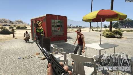 Real Life Mod 1.0.0.1 для GTA 5 четвертый скриншот