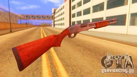 Atmosphere Shotgun для GTA San Andreas второй скриншот