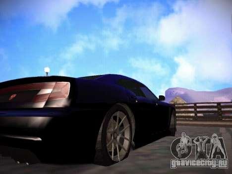 T.0 Secret Enb для GTA San Andreas второй скриншот