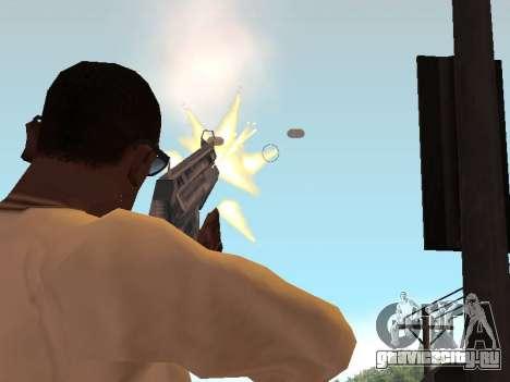 Cleo Weapon Zoom для GTA San Andreas