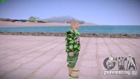 Huf Man для GTA San Andreas второй скриншот