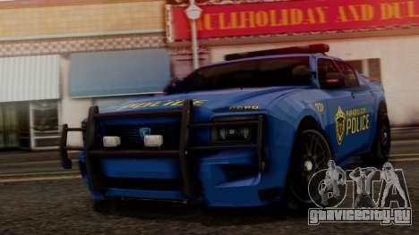 Hunter Citizen v2 IVF для GTA San Andreas