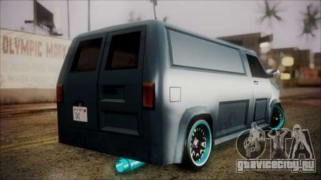 Burrito by NarisDRIFT для GTA San Andreas