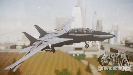 F-14B Bombcat VF-11 Red Rippers для GTA San Andreas