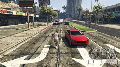 AngryPeds для GTA 5 девятый скриншот