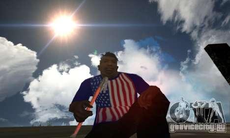 Crowbar from GTA 5 для GTA San Andreas третий скриншот