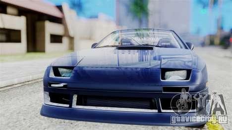 Mazda RX-7 (FC) для GTA San Andreas вид слева