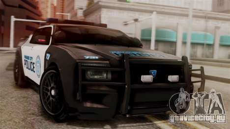 Hunter Citizen from Burnout Paradise v1 для GTA San Andreas