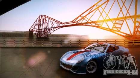 Solid ENBSeries by NF v2 для GTA San Andreas четвёртый скриншот