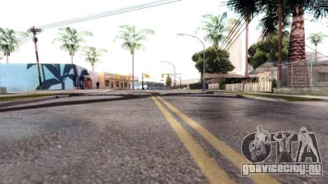 Dark ENB Series для GTA San Andreas шестой скриншот