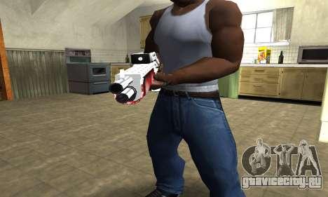 Blood Combat Shotgun для GTA San Andreas второй скриншот