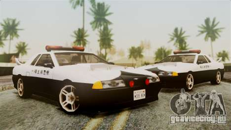 Elegy Saitama Prefectural Police для GTA San Andreas