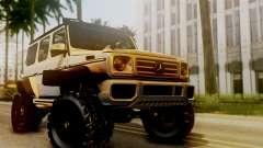 Mercedes-Benz G500 4x4 для GTA San Andreas