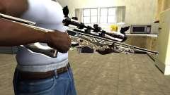 Gold Dragon Sniper Rifle
